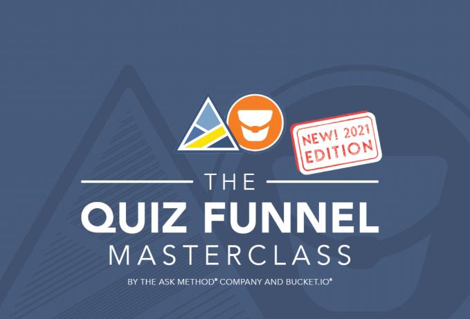 QuizFunnels Masterclass bonus