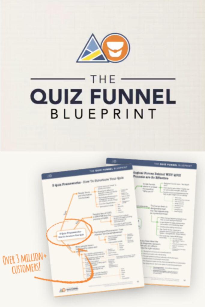 Quiz Funnel Blueprint pdf download 1000x1500