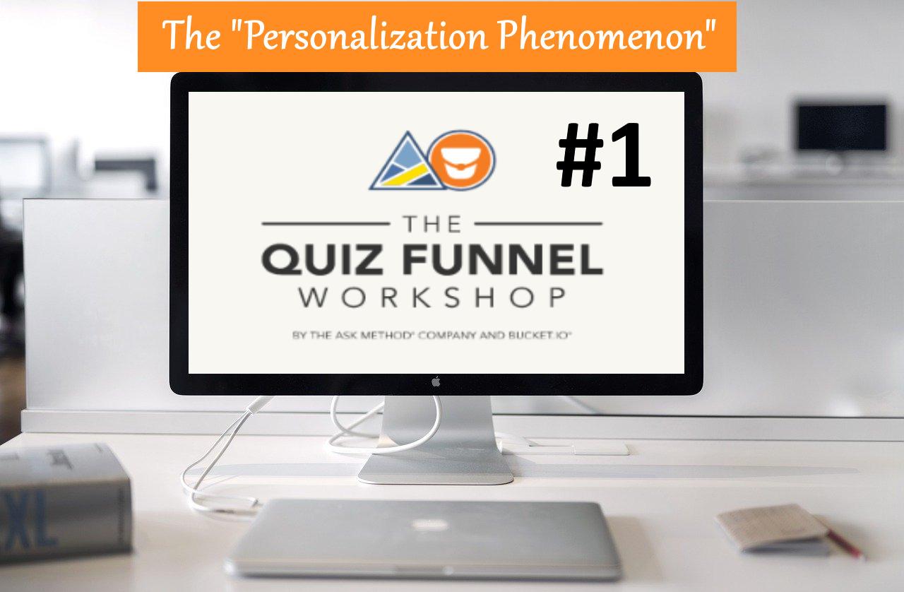 Quiz Funnel Workshop
