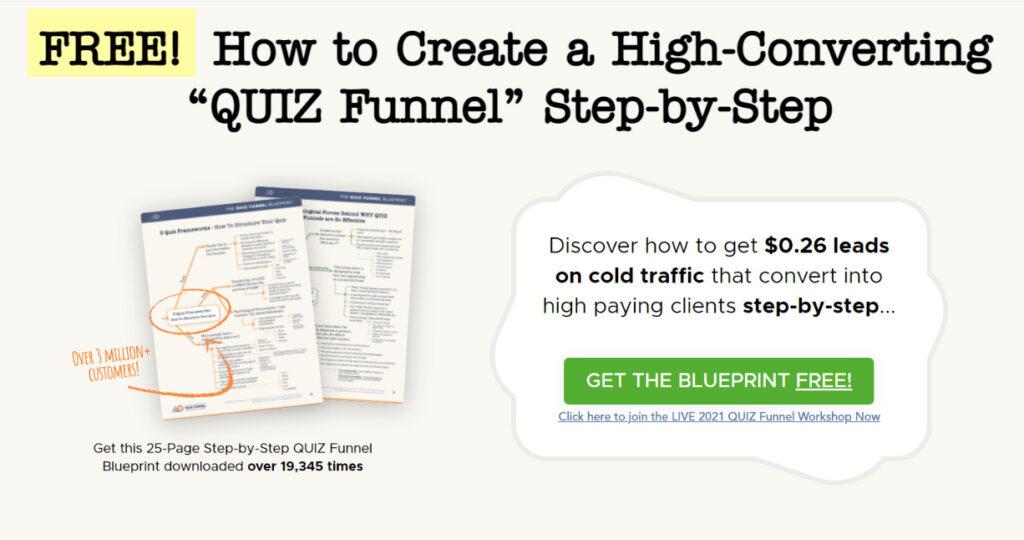 The Quiz Funnel Blueprint